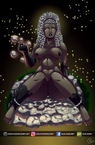 Dunia, Goddess of Earth