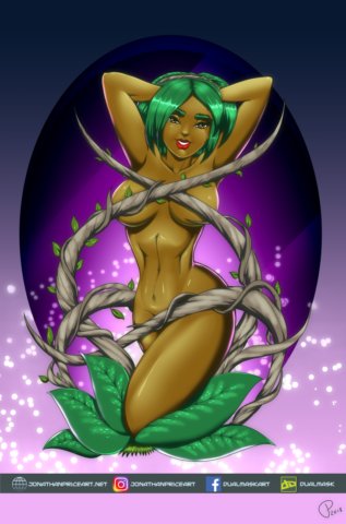 Kijani, Goddess of Green