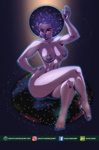 Nafasi, Goddess of Spce