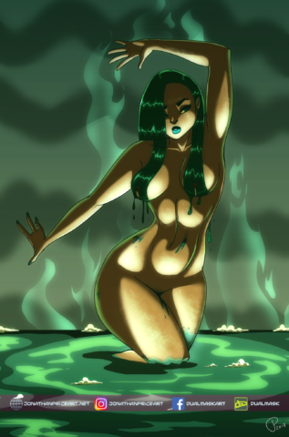 Poison Goddess Sumu