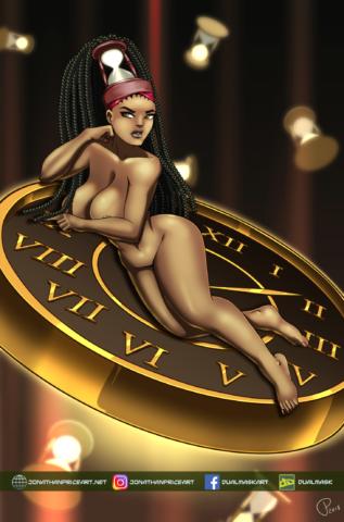 Time Goddess Wakati