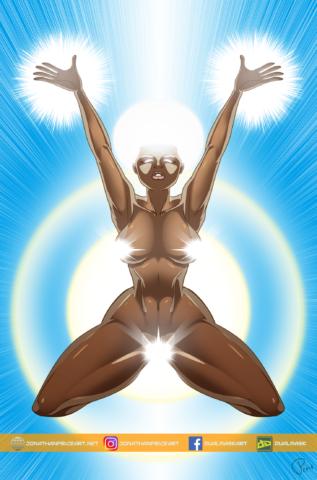 Light Goddess Nuru